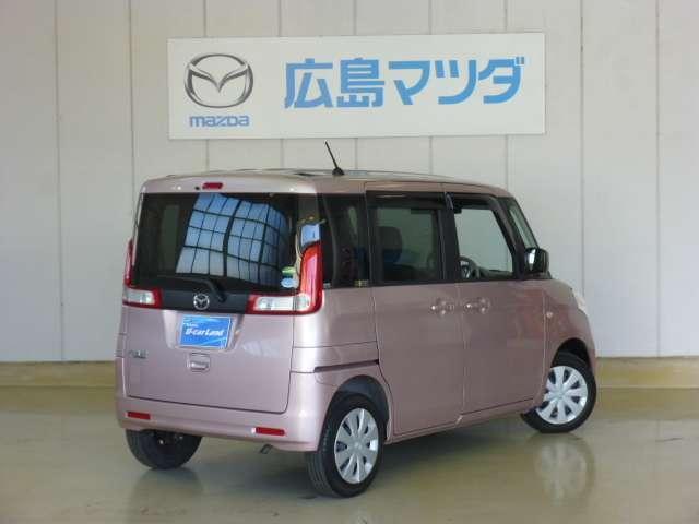 「マツダ」「フレアワゴン」「コンパクトカー」「広島県」の中古車2
