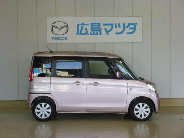 「マツダ」「フレアワゴン」「コンパクトカー」「広島県」の中古車7