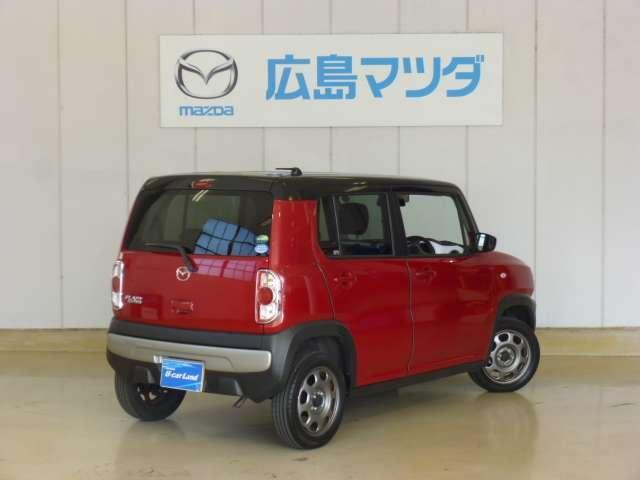 「マツダ」「フレアクロスオーバー」「コンパクトカー」「広島県」の中古車2