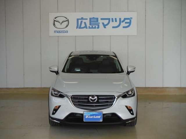 「マツダ」「CX-3」「SUV・クロカン」「広島県」の中古車6
