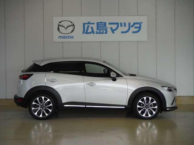 「マツダ」「CX-3」「SUV・クロカン」「広島県」の中古車7