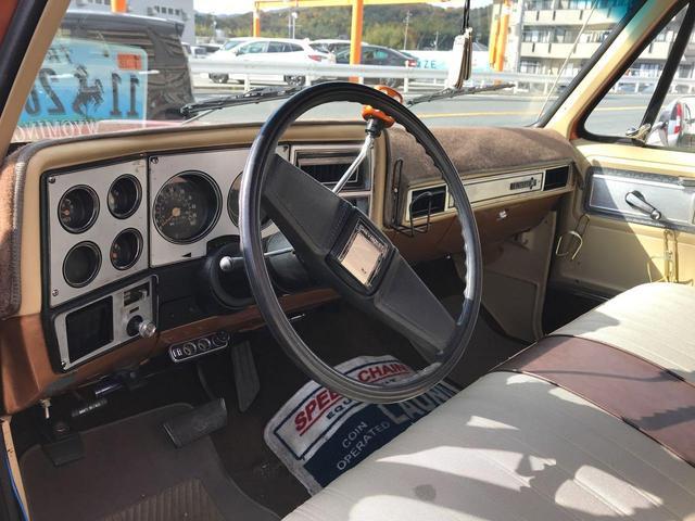 「シボレー」「シボレーC-10」「SUV・クロカン」「広島県」の中古車4