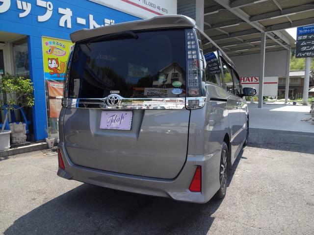 「トヨタ」「ヴォクシー」「ミニバン・ワンボックス」「山口県」の中古車8