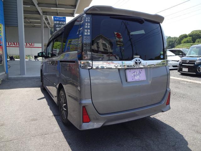 「トヨタ」「ヴォクシー」「ミニバン・ワンボックス」「山口県」の中古車9