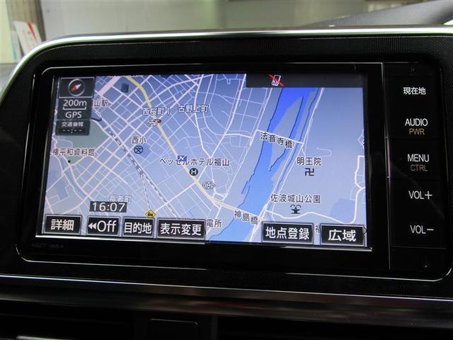 G LEDヘットライト 地デジTV 3列 リアカメラ スマキー メモリ-ナビ キーフリー アルミ TVナビ ETC DVD イモビライザー CD ABS ウォークスルー ワンオーナカー 両側電動D AAC(9枚目)