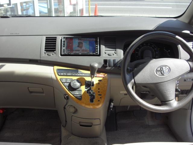 トヨタ アイシス L 60thスペシャルエディション バックカメラ ETC