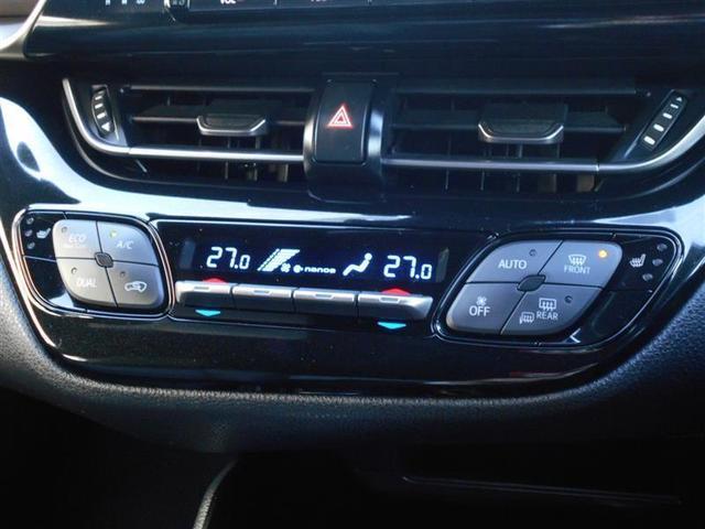 オートエアコン★温度を設定すれば車内を快適な温度に保ってくれます♪