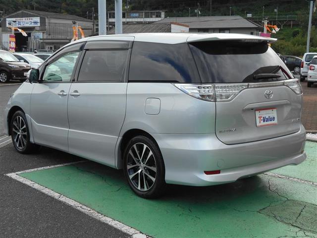 「トヨタ」「エスティマ」「ミニバン・ワンボックス」「山口県」の中古車5