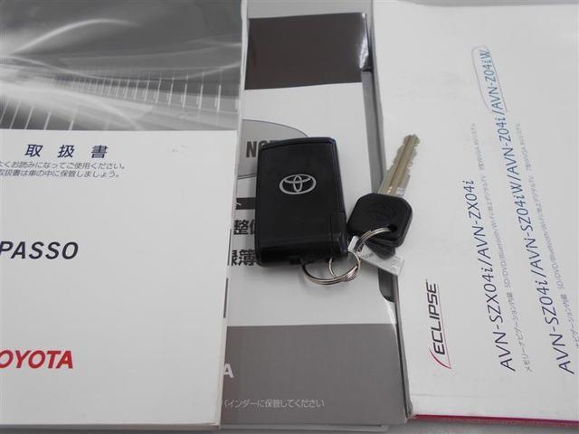 1.0X Lパッケージ・キリリ メモリーナビ フルセグTV DVD再生 CD Bluetooth ETC アイドリングストップ スマートキー ベンチシート ワンオーナー(20枚目)