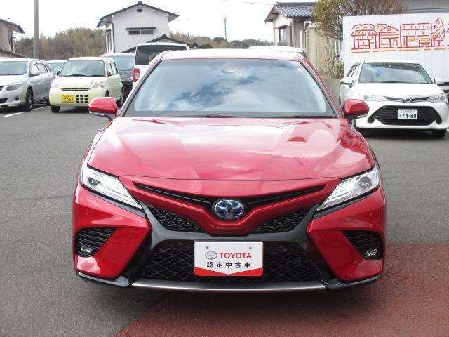 「トヨタ」「カムリ」「セダン」「山口県」の中古車5