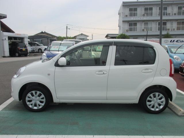 トヨタ パッソ X Lパッケージ・キリリ