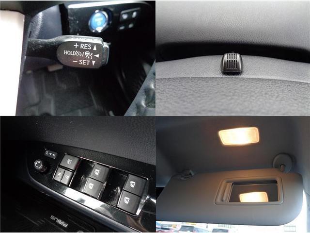 クルーズコントロール、運転中でも通話可能なマイク付きです☆
