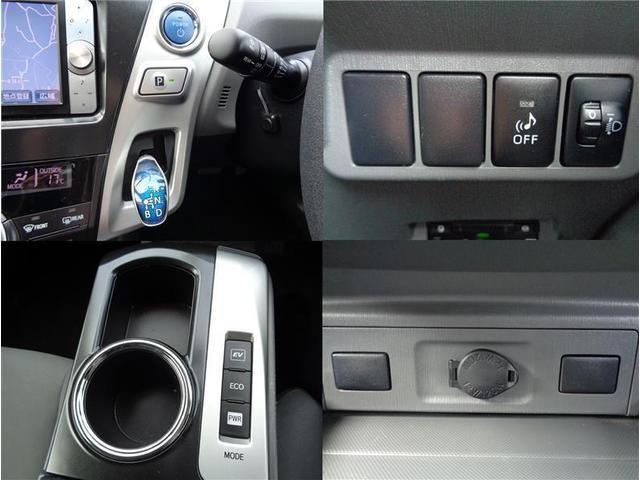 オートエアコン、運転中でも通話可能なマイク付きです☆