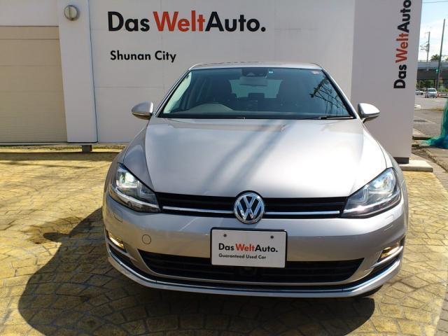 フォルクスワーゲン VW ゴルフ TSIハイラインBMTオートクルーズ