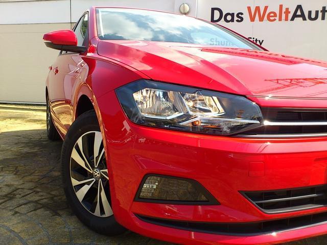 フォルクスワーゲン VW ポロ TSIコンフォートライン ナビ バックカメラ 認定中古車