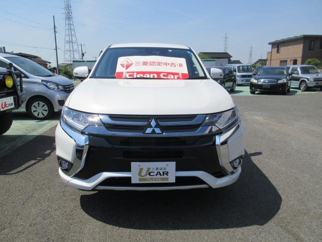 Gセーフティパッケージ 4WD 三菱認定UCARプレミアム(5枚目)