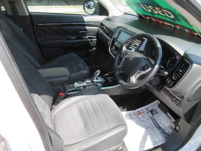 Gセーフティパッケージ 4WD 三菱認定UCARプレミアム(7枚目)