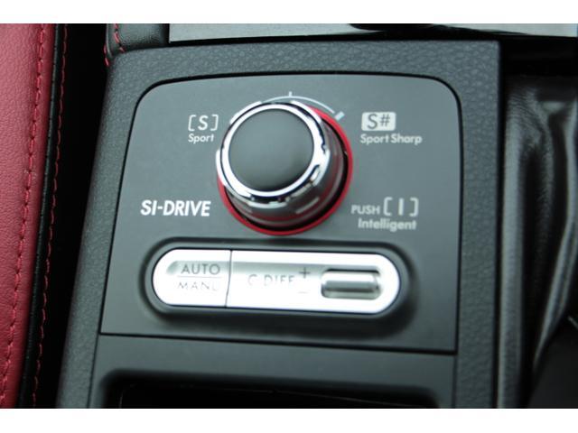 Type S AWDターボ 6速MT 元デモカー(13枚目)