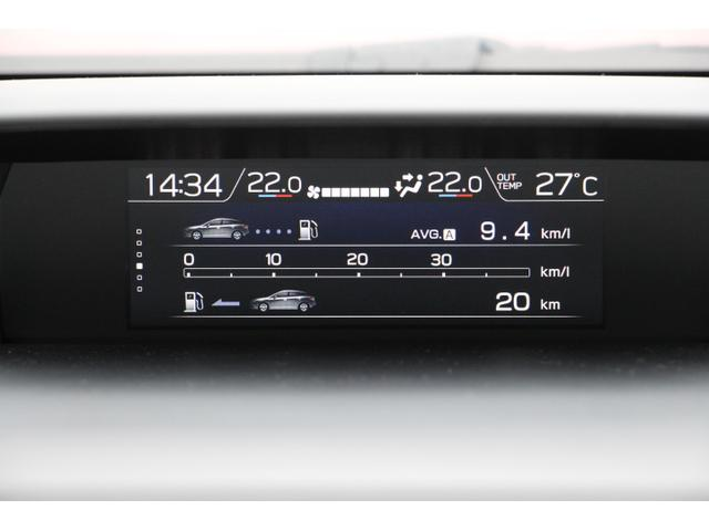 スバル インプレッサスポーツ 2.0i-S EyeSight AWD 本革シート