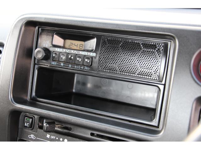 TBタフパッケージ AWD 5MT エアコン パワステ(9枚目)