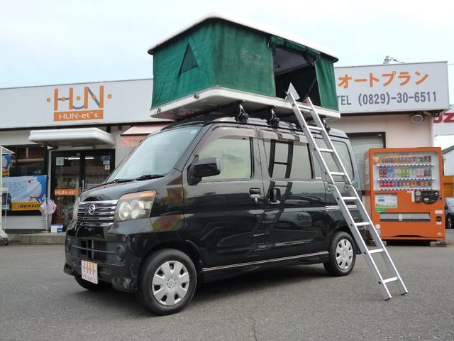 「ダイハツ」「アトレーワゴン」「コンパクトカー」「広島県」の中古車2