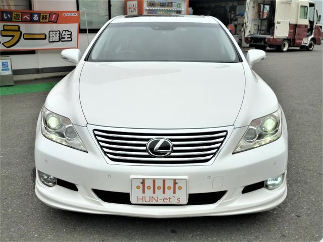 ◆6.HIDヘッドライト&LEDフォグランプでナイトドライブも視界良好!
