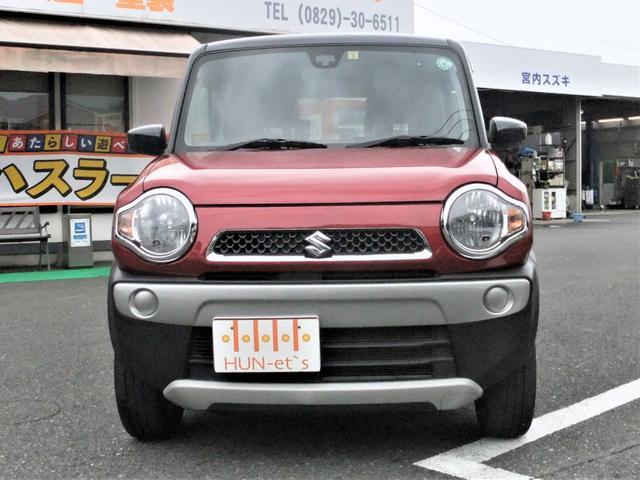「スズキ」「ハスラー」「コンパクトカー」「広島県」の中古車15