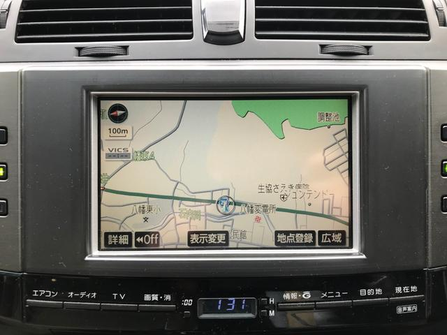 250G HDD地デジナビ Bカメラ HID 前席電動シート(20枚目)
