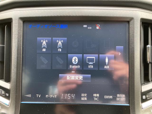 アスリートG 全席オートクローザードア サンルーフ 黒革シート 純正地デジナビ バックカメラ クルコン 18インチアルミ ワンオーナー リアオートサンシェード スマートキー ETC(4枚目)