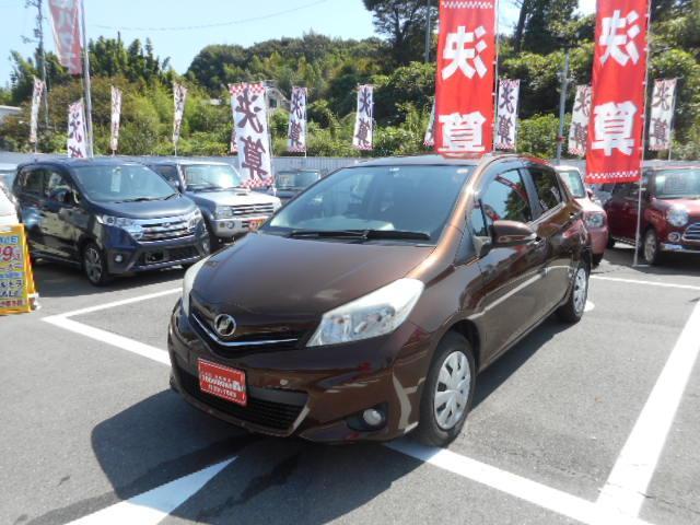「トヨタ」「ヴィッツ」「コンパクトカー」「広島県」の中古車4