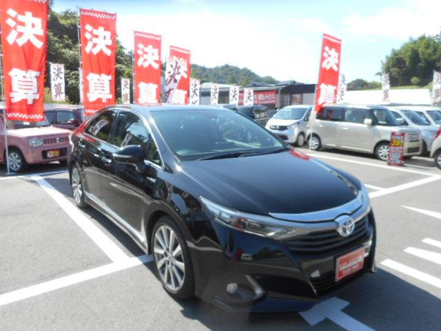 「トヨタ」「SAI」「セダン」「広島県」の中古車2