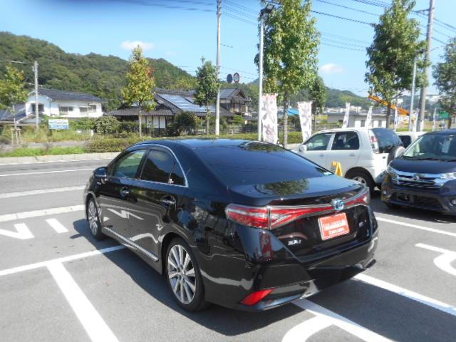 「トヨタ」「SAI」「セダン」「広島県」の中古車5