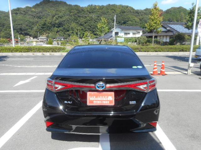 「トヨタ」「SAI」「セダン」「広島県」の中古車6