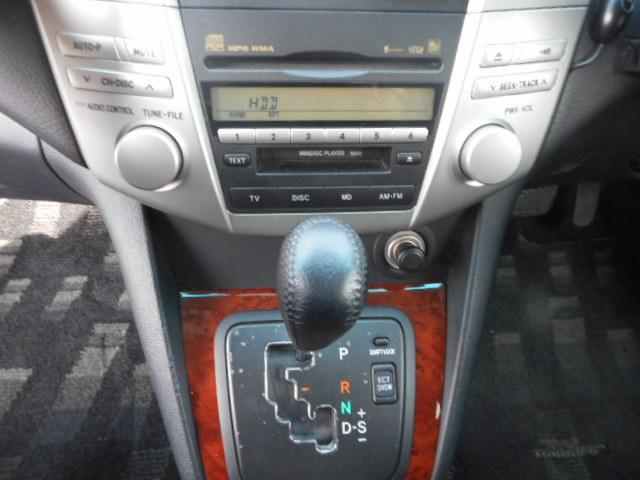 「トヨタ」「ハリアー」「SUV・クロカン」「広島県」の中古車23