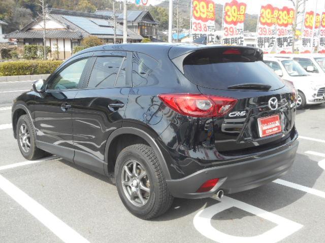 「マツダ」「CX-5」「SUV・クロカン」「広島県」の中古車5