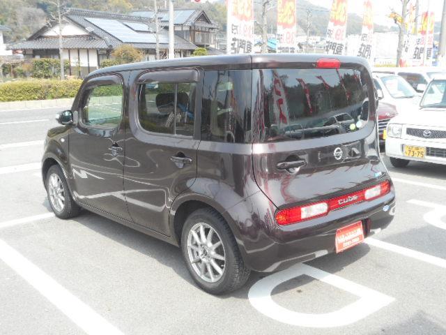 「日産」「キューブ」「ミニバン・ワンボックス」「広島県」の中古車5