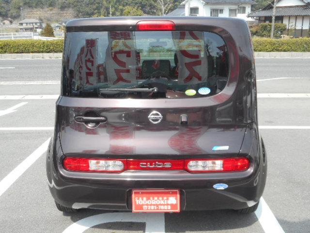 「日産」「キューブ」「ミニバン・ワンボックス」「広島県」の中古車6