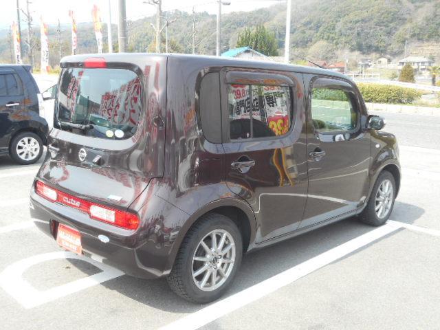 「日産」「キューブ」「ミニバン・ワンボックス」「広島県」の中古車7