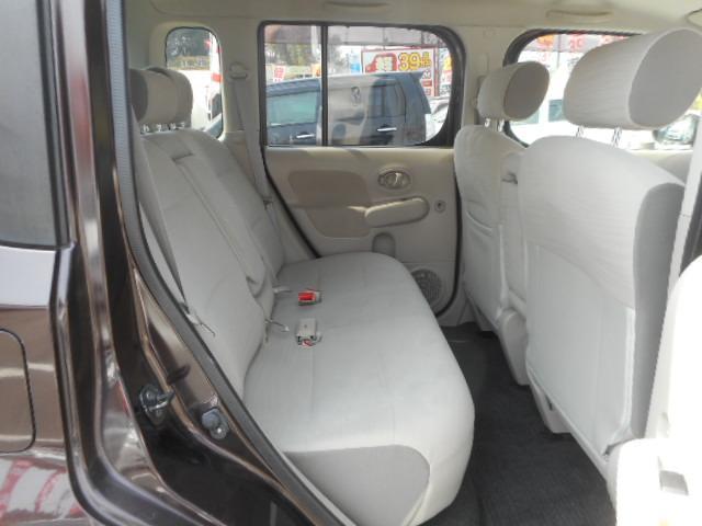 「日産」「キューブ」「ミニバン・ワンボックス」「広島県」の中古車12