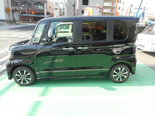 「ホンダ」「N-BOXカスタム」「コンパクトカー」「広島県」の中古車7