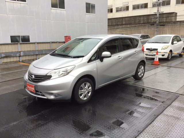 「日産」「ノート」「コンパクトカー」「広島県」の中古車4