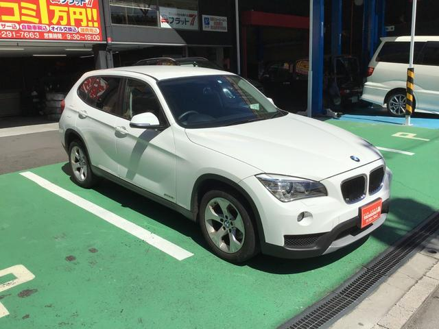 「BMW」「BMW X1」「SUV・クロカン」「広島県」の中古車2