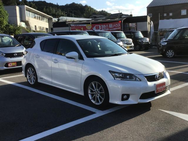 「レクサス」「CT」「コンパクトカー」「広島県」の中古車2
