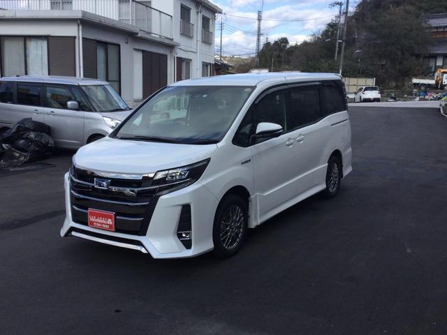 「トヨタ」「ノア」「ミニバン・ワンボックス」「広島県」の中古車4