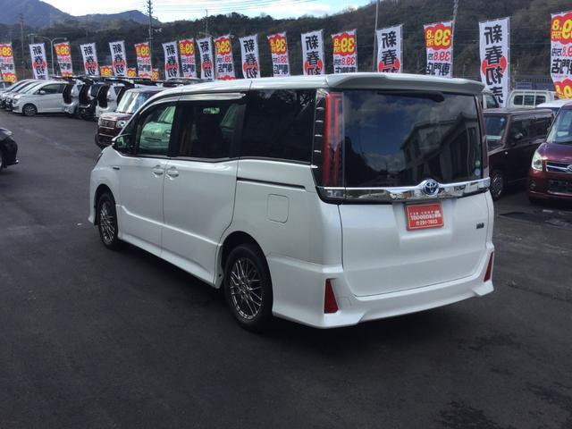 「トヨタ」「ノア」「ミニバン・ワンボックス」「広島県」の中古車5