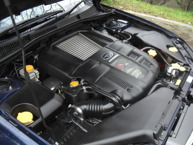 スバル レガシィツーリングワゴン 2.0GT 4WDターボ HID