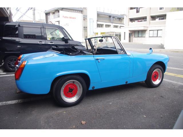 「MG」「ミゼット」「オープンカー」「広島県」の中古車4