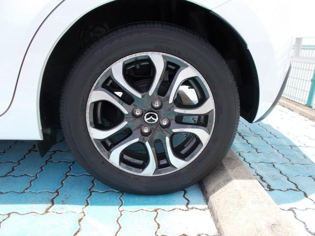 「マツダ」「デミオ」「コンパクトカー」「広島県」の中古車43