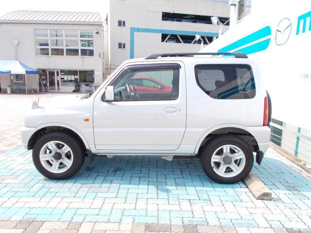 「マツダ」「AZオフロード」「コンパクトカー」「広島県」の中古車5