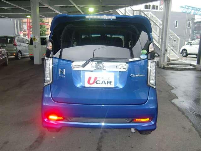 「ホンダ」「N-WGNカスタム」「コンパクトカー」「広島県」の中古車5